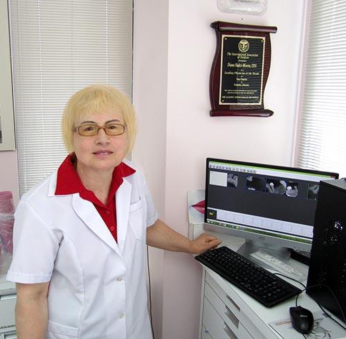 Diana Hadz-Miseva D.D.S.
