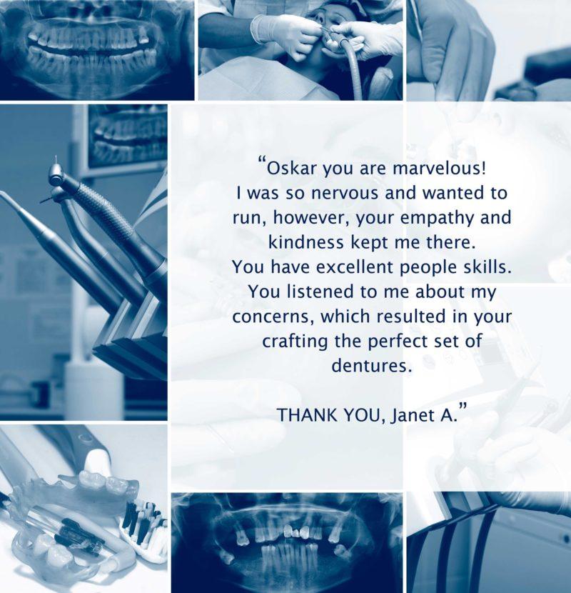 Denturist Toronto