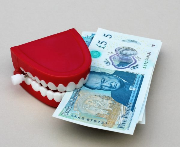 What does it cost for teeth cleaning ?
